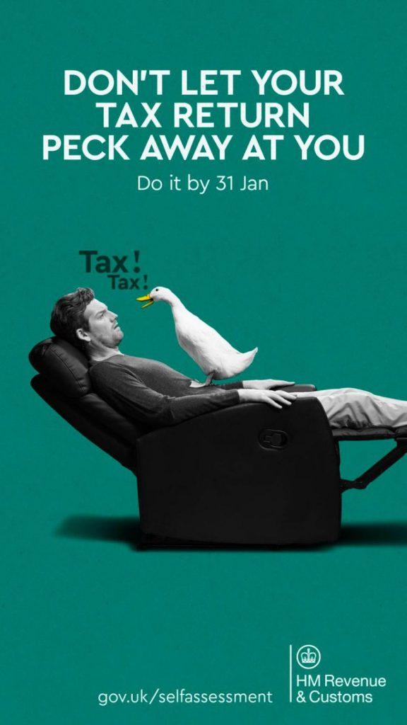 HMRC 2017/18 Tax Return